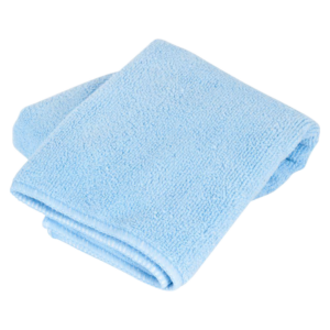 Microfibre Cloth 40x40cm Blue - PureEn