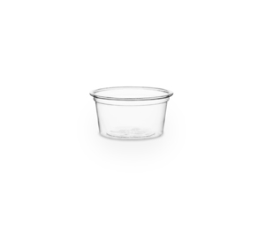 Portion Pot 0.5oz PLA - Vegware - Pack or Carton