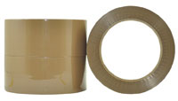 Packaging Tape 48mm - Polypropylene - Brown - 6 rolls