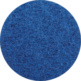 Glomesh Floor Pad - Regular Speed BLUE 400mm - Glomesh