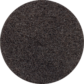 Glomesh Floor Pad - Regular Speed BLACK 450mm - Glomesh