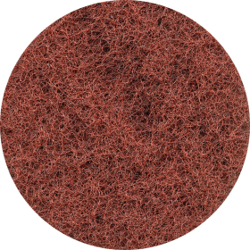 Glomesh Floor Pad - Regular Speed BROWN 250 mm - Glomesh