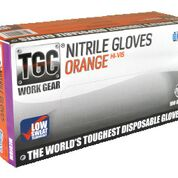 Nitrile Orange Premium  PowderFree - TGC
