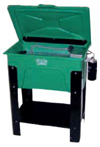 110 Litre Parts Washer - Simple Green