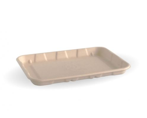 Biocane Produce Tray 136x186mm - BioPak