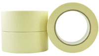 Automotive Grade Crepe Rubber Masking Tape 36mm - Pomona