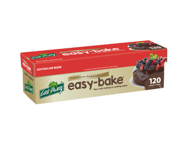 Easy-Bake' Premium Parchment Baking and Cooking Paper 30cm - 120m - Castaway
