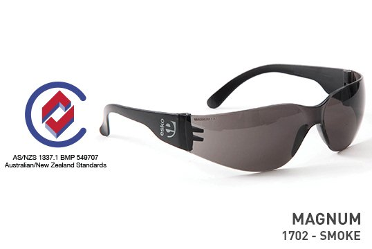 MAGNUM' Safety spec, Smoke Lens - Esko