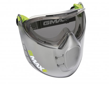G-MAX' Smoke Safety Goggle/Faceshield - Esko