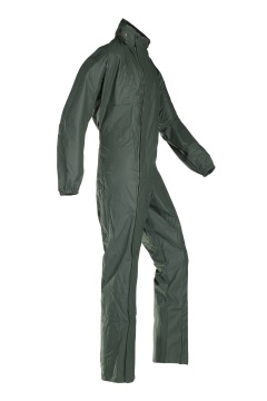 Esko Chemical Spray Suit dual zip - Green, Size M-3XL - Esko