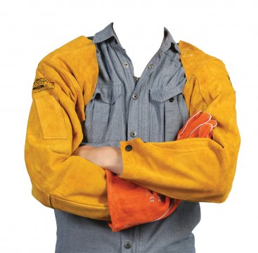 FUSION Welders Leather sleeves - Esko