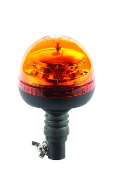 Altiflash Flashing Beacon, Flexi-Pole Mount - Esko