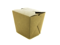 Box 800ml Noodle box 12 x 10 x 11cm - Vegware