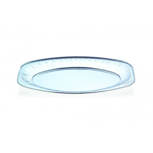 Medium Oval Foil Platter - Confoil