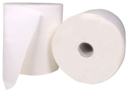 Roll Feed Paper Towel - White, 3 Ply  - Matthews