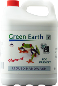 Liquid Soap - 5L - Natural - Green Earth