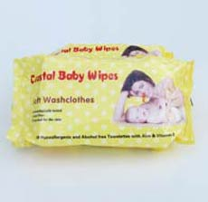 Wet wipes - Coastal