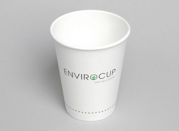 Hot Cup - 16oz PLA Single Wall - Coastal