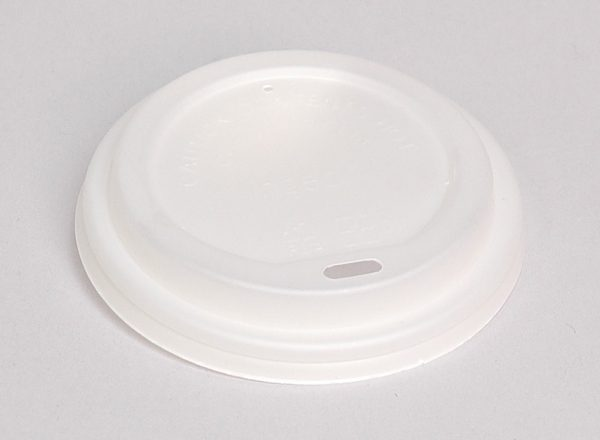 Lids for 8oz PLA Coastal Hot Cups